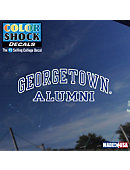 Georgetown University Alumni Decal