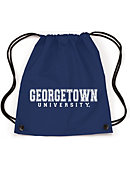 Georgetown University Nylon Equipment Carrier Bag