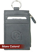 Georgetown University 4.5'' ID Holder Zip