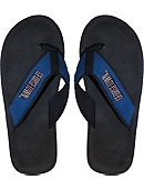 Georgetown University Canvas Versity Flip Flops