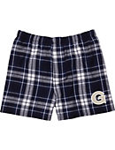 Georgetown University Flannel Boxers