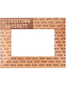 Georgetown University 4 in. x 6 in. Mom Frame