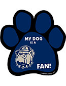 Georgetown University Paw Magnet