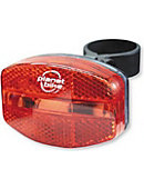 BIKE TAILLIGHT RED 5 LED
