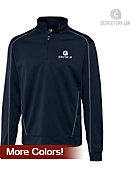 Georgetown University Dry-Tec Edge 1/2 Zip Pullover - ONLINE ONLY