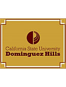 California State University at Dominguez Hills Throw