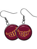California State University at Dominguez Hills Domed Earrings