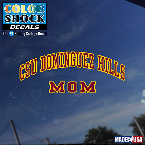 Product: California State University at Dominguez Hills Mom Decal