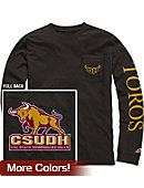 California State University at Dominguez Hills Long Sleeve T-Shirt