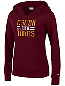 California State University at Dominguez Hills Toros Women's Hooded Sweatshirt