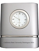 California State University at Dominguez Hills Trillium Desk Clock