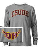 California State University at Dominguez Hills Long Sleeve Victory Falls T-Shirt