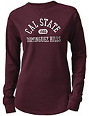 California State University at Dominguez Hills Women's Sarah Waffle Long Sleeve T-Shirt