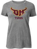 California State University at Dominguez Hills Women's Slim Fit Short Sleeve T-Shirt