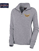 California State University at Dominguez Hills Women's 1/4 Zip Chelsea Fleece Pullover