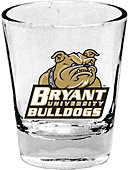 Bryant University Bulldogs 1.5 oz. Collector's Glass