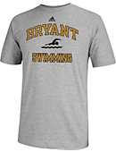 Adidas Bryant University Swimming T-Shirt
