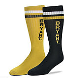 Bryant University Women's Mismatch Socks