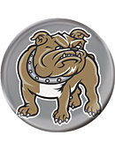 Bryant University Bulldogs Button Magnet