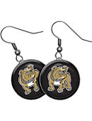 Bryant University Bulldogs Earrings