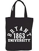 Bryant University Cotton Tote