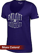 Bryant University Women's V-Neck T-Shirt