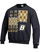 Bryant University Ugly Sweater Crewneck Sweatshirt
