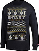 Bryant University Ugly Sweater Long Sleeve T-Shirt