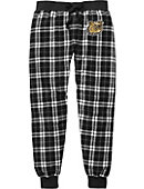 Bryant University Bulldogs Women's Flannel Jogger Pants
