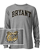 Bryant University Bulldogs Long Sleeve Victory Falls T-Shirt