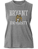 Bryant University Bulldogs Women's Muscle Tank Top