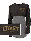 Bryant University Bulldogs Women's Ra Ra T-Shirt