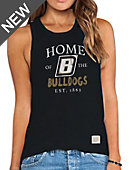 Bryant University Women's Muscle Tank Top