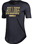 Bryant University Bulldogs Women's Charged Cotton T-Shirt