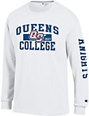 Queens College Knights Long Sleeve T-Shirt