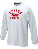 Queens College Classic Long Sleeve T-Shirt - Nike