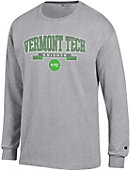 Vermont Technical College Knights Long Sleeve Tech T-Shirt