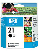 HP Ink Cartridge 21 Black C9351AN#140