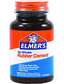 RUBBER CEMENT 4OZ