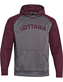 University of Ottawa Gee-Gees Hooded Sweatshirt