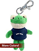 City Tech Plush Keychain