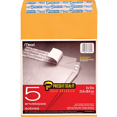 Product: Envelopes 9x12