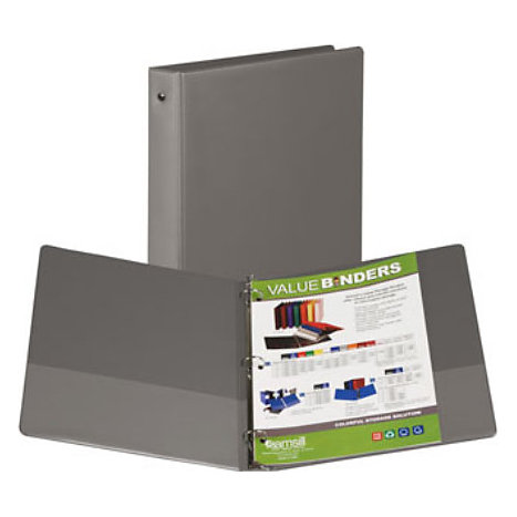 Product: BINDER 1'' GRAY