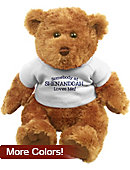 Shenandoah University Somebody Loves Me' 10'' Bear Plush