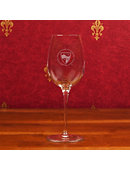 Shenandoah University 12 oz. Titan Wine Glass
