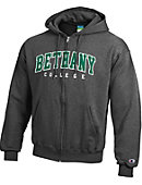 Bethany College Full-Zip Hooded Sweatshirt