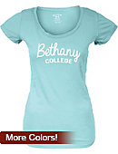Bethany College Women's Scoopneck T-Shirt