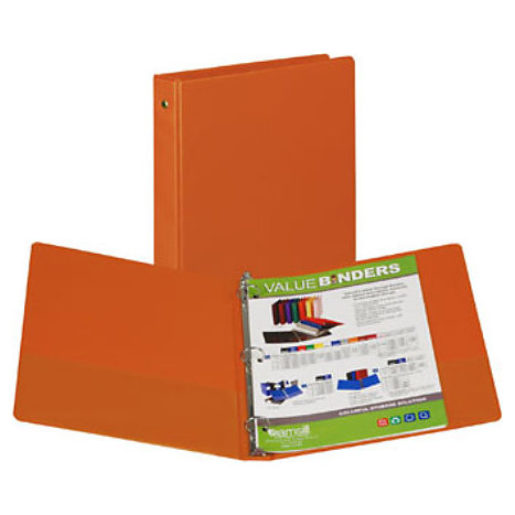 Product: BINDER 1'' ORANGE