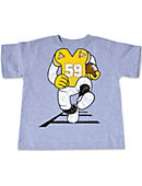Valparaiso University Football Player Toddler T-Shirt