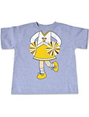 Valparaiso University Toddler Cheerleader T-Shirt
